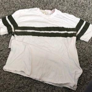H&M short sleeve men's shirt, size L